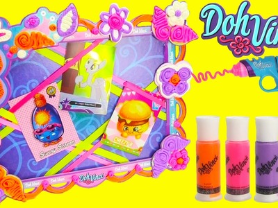 DohVinci Memory Masterpiece Ribbon Board Kit with Shopkins and Derpy