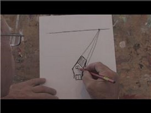 Drawing Basics : How to Draw a Bird's Eye View