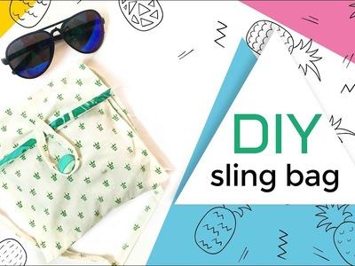 How to convert an old kurta into bag | DIY | Renommee