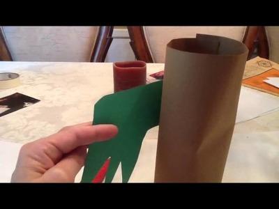 How to Make A Totem Pole
