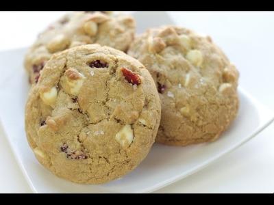 How To Make Salty Sweet Cookies | Simply Bakings