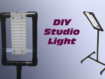 How to make studio light under 5$
