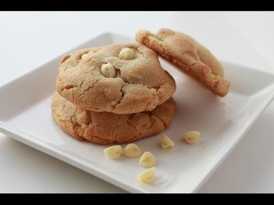How to Make White Chocolate Oreo Stuffed Cookies | Simply Bakings