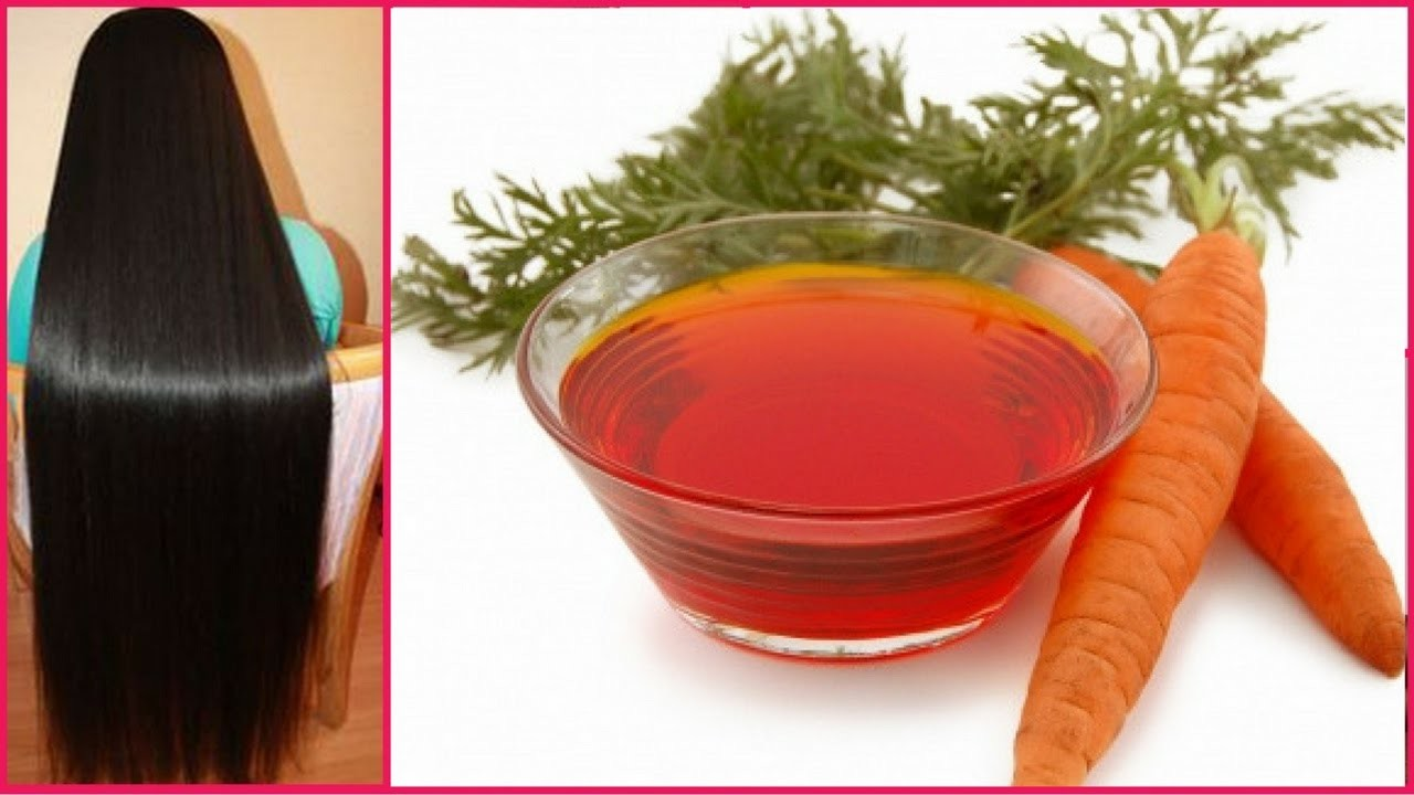 How To Use Carrots For Extreme Hair Growth | Hair Growth Treatment