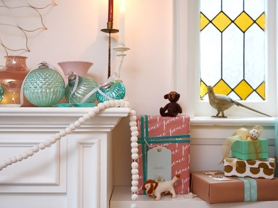 Interior Design — How To Decorate For Chrismukkah