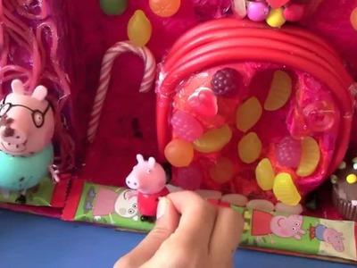 Los Juguetes de Peppa Pig - Videos de Peppa la Cerdita En Ingles - Nuevo