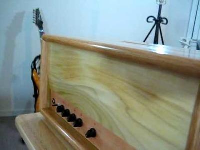 My DIY tube amp cab