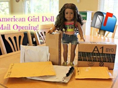 Opening American Girl Doll Mail.Packages HAUL!