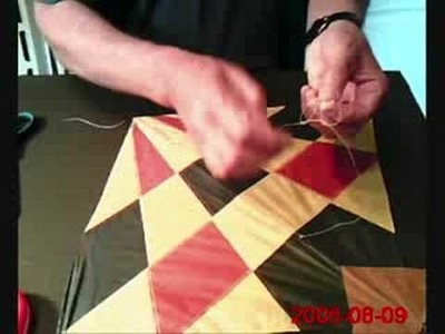 Part 3 of 4  Indian bamboo.paper fighter kites