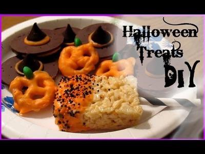 STYLOWEEN: DIY Halloween Treats