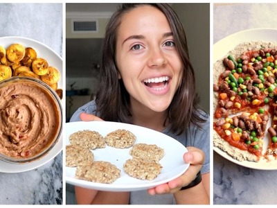 What I Ate On a $1.50 Budget. Live Below the Line Days 4 & 5 (Vegan)