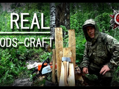 Woodscraft: How To Make High Quality Axe Handles Yourself. Making The Blanks