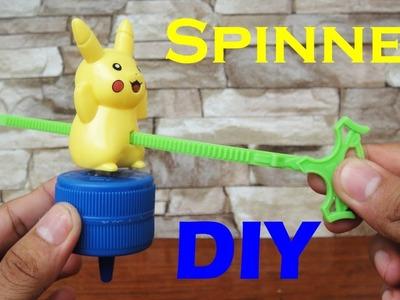 DIY Fidget Spinner   POKEMON  Toy Spinner