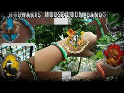 DIY Harry Potter Themed Loom Bands | Hogwarts House Themed | GirlsRock DIY