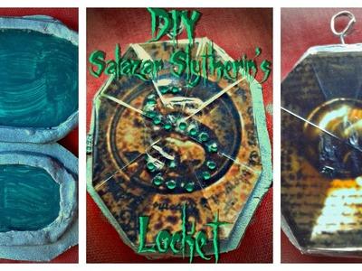 DIY Salazar Slytherin's Locket | Horcrux Series