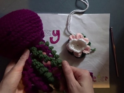 How to crochet a Jellyfish Part 1