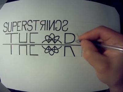 How to draw a djent logo