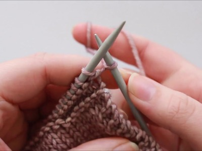 Technique Tutorial: Jeny's Surprisingly Stretchy Bind Off