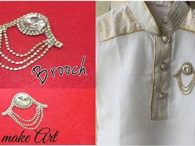 Brooch || Raksha bandhan Gift Idea for brother || Tutorial