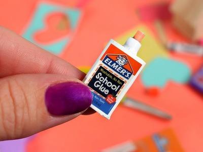 DIY American Girl School Glue