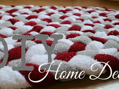 DIY: Cozy Bathmat