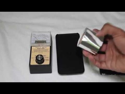 DIY Phone Case Radiation Blocker