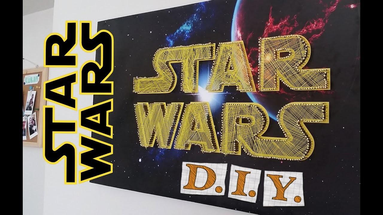 Star Wars Decor Diy