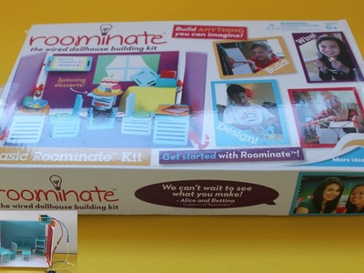 Basic Roominate Kit from Roominate Toy - A Building Toy for Girls