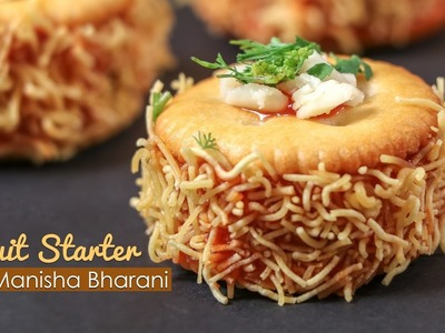 Cheesy biscuit starter - Quick & Easy Cheesy Starter Idea - Party Appetizer Recipe
