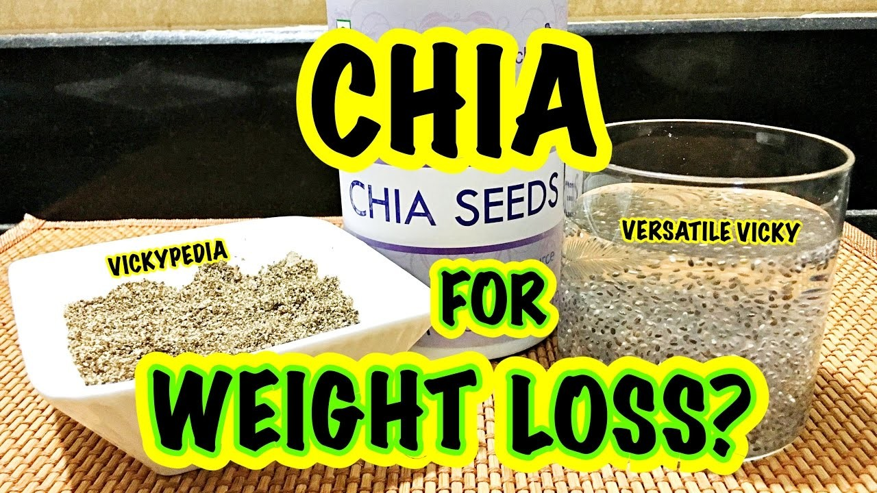 Chia Seeds for Weight Loss Hindi   Chia Seeds Benefits   Chia Seeds Side Effects
