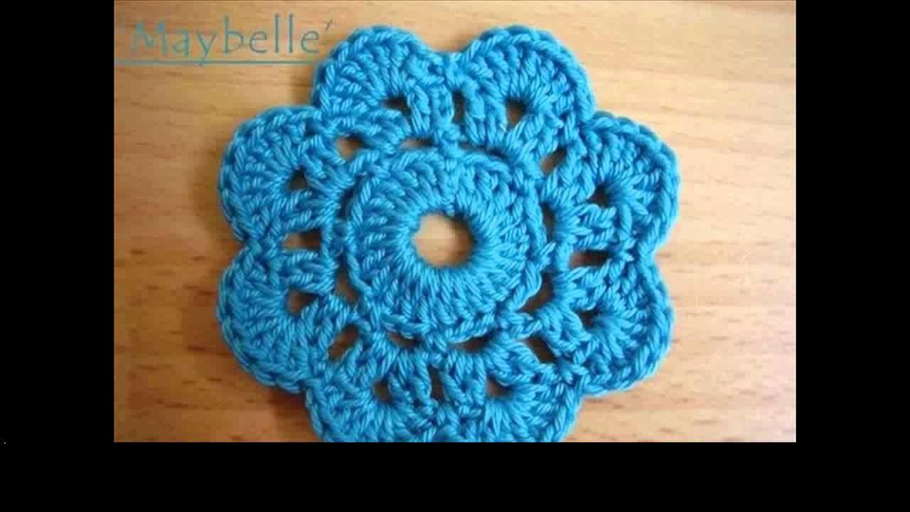 Crochet Coaster For Beginners