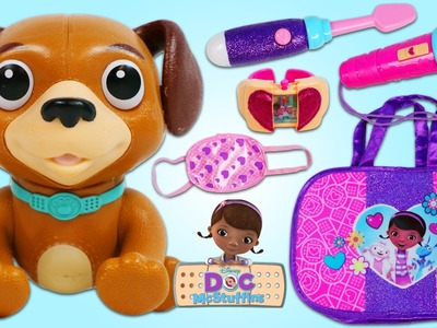 Doc McStuffins On Call Set Accessory Playset Disney Jr Pretend Toy Hospital!