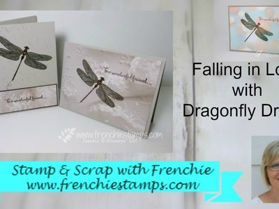 Dragonfly dream stamp on the Go