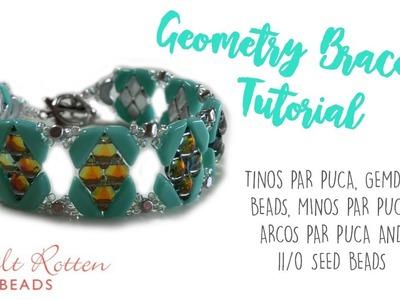 Geometry Bracelet Tutorial