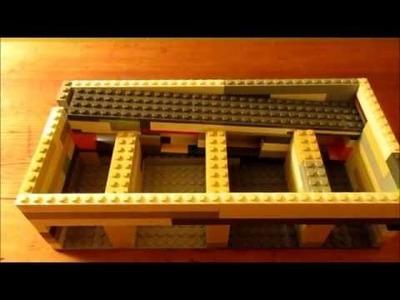 How To Build A Lego Coin Sorter NO TECHNIC PIECES