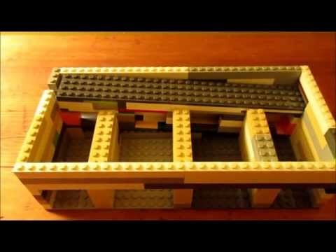 How To Build A Lego Coin Sorter NO TECHNIC PIECES