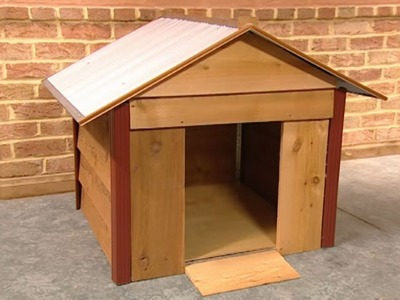 How to Build an Outdoor Dog Kennel