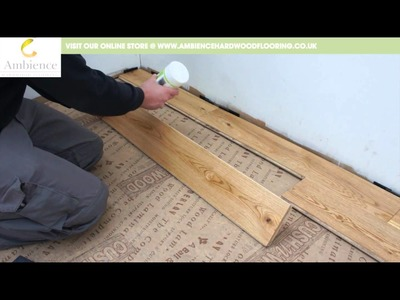 How to Install Engineered Tongue & Groove Flooring