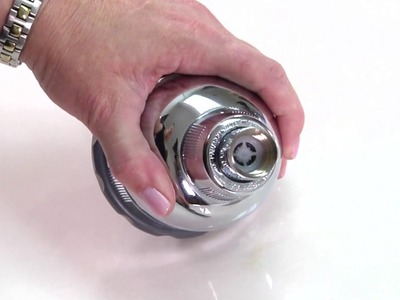 How to Install the Culligan WSH-C125 Wall-Mount Filtered Showerhead