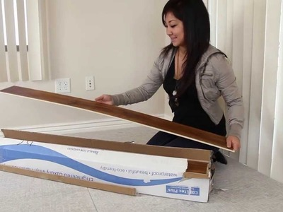 How To Install Tongue and Groove Vinyl Flooring
