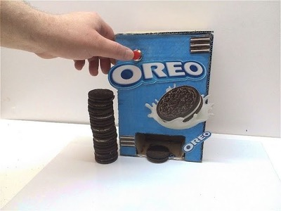 How to make a OREO Dispenser