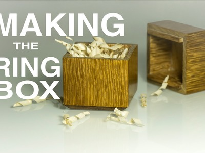 How to make a Wood Ring Box