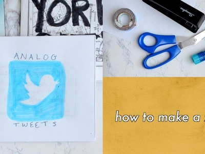 How to Make a Zine | episode two
