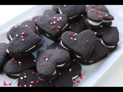 How To Make Homemade Oreo Cookies   Simply Bakings
