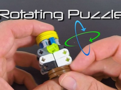 how to make a lego puzzle box