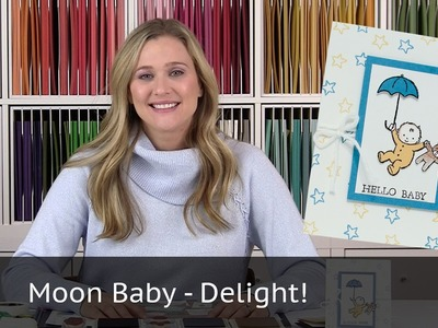 Moon Baby - from Stampin' Up!