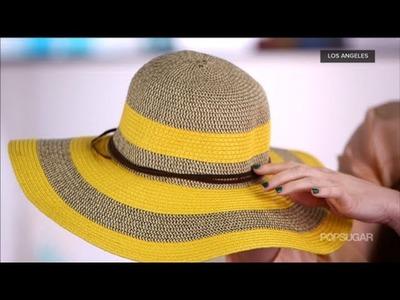 Must-Have Wide-Brim Hats | Spring Fashion | Fashion Flash