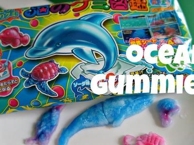 Ocean Life Gummy Kit | Whatcha Eating? #146