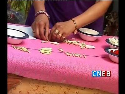 Rakhi making