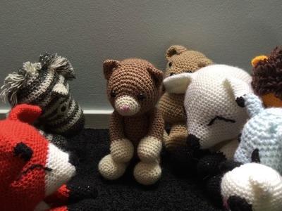 Crochet Stop Motion   Crochet Saar